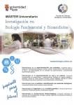 Máster en Investigación en Biología Fundamental y Biomedicina